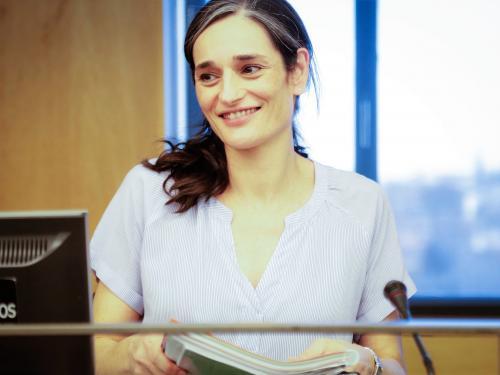 María García, secretaria de Estado de Medio Ambiente