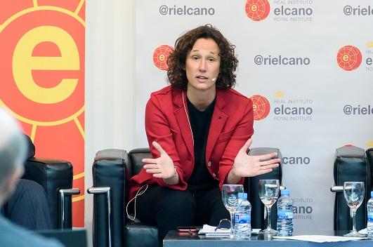 Valvanera Ulargui, directora de la Oficina de Cambio Climático