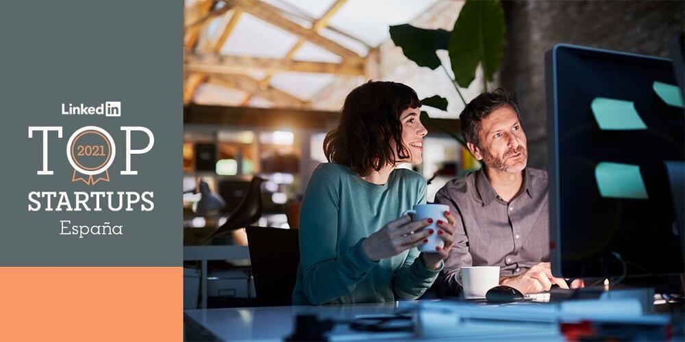 LinkedIn valora startups por evolución de plantilla y repercusión entre profesionales