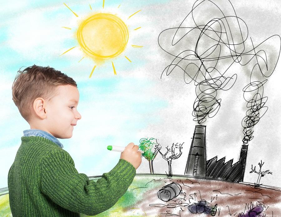 La campaña trata de potenciar la educación ambiental de los escolares.
