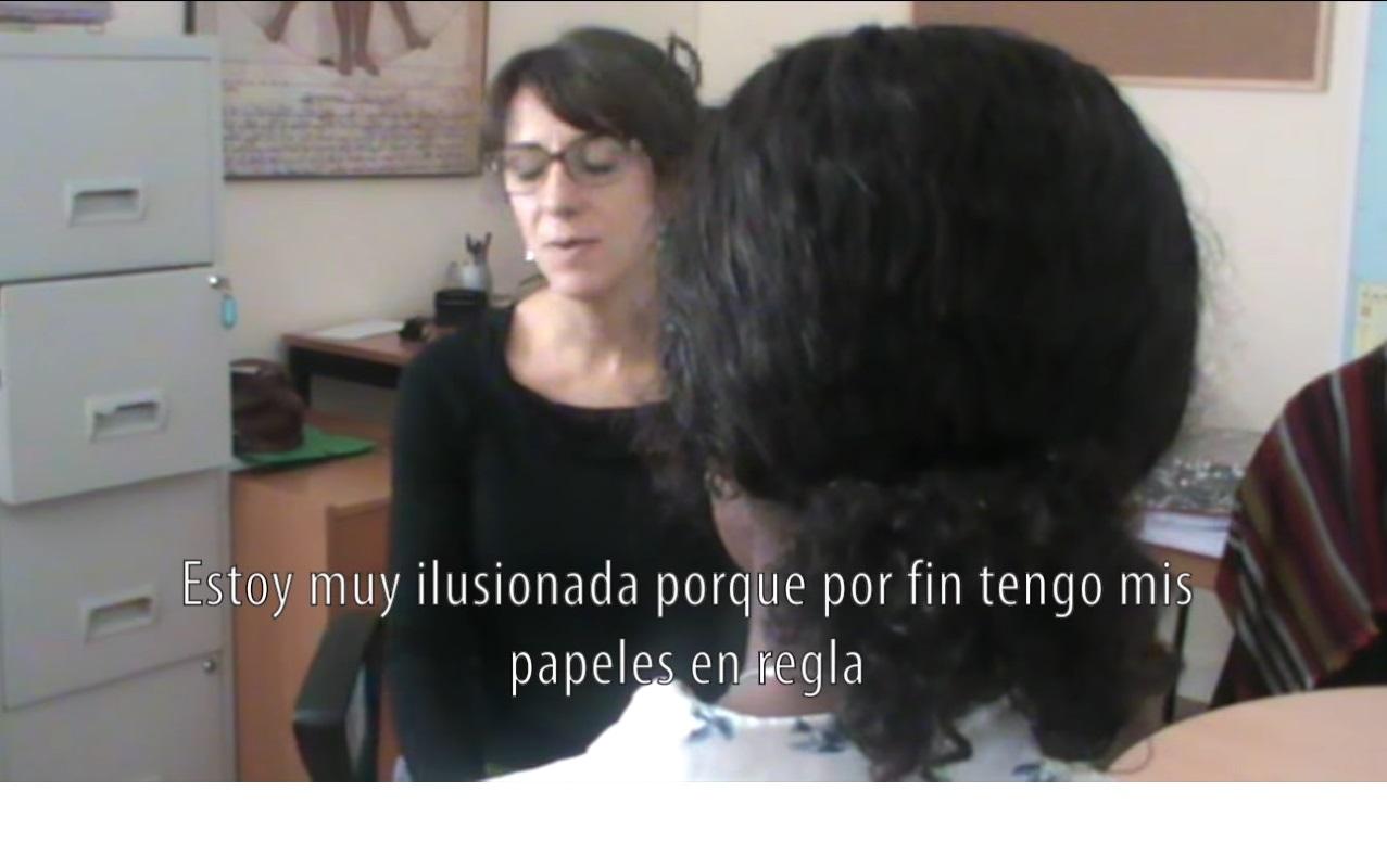 Imagen del vídeo de la campaña 'La fuerza de lo cotidiano'.