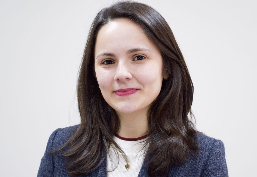 Verónica García.