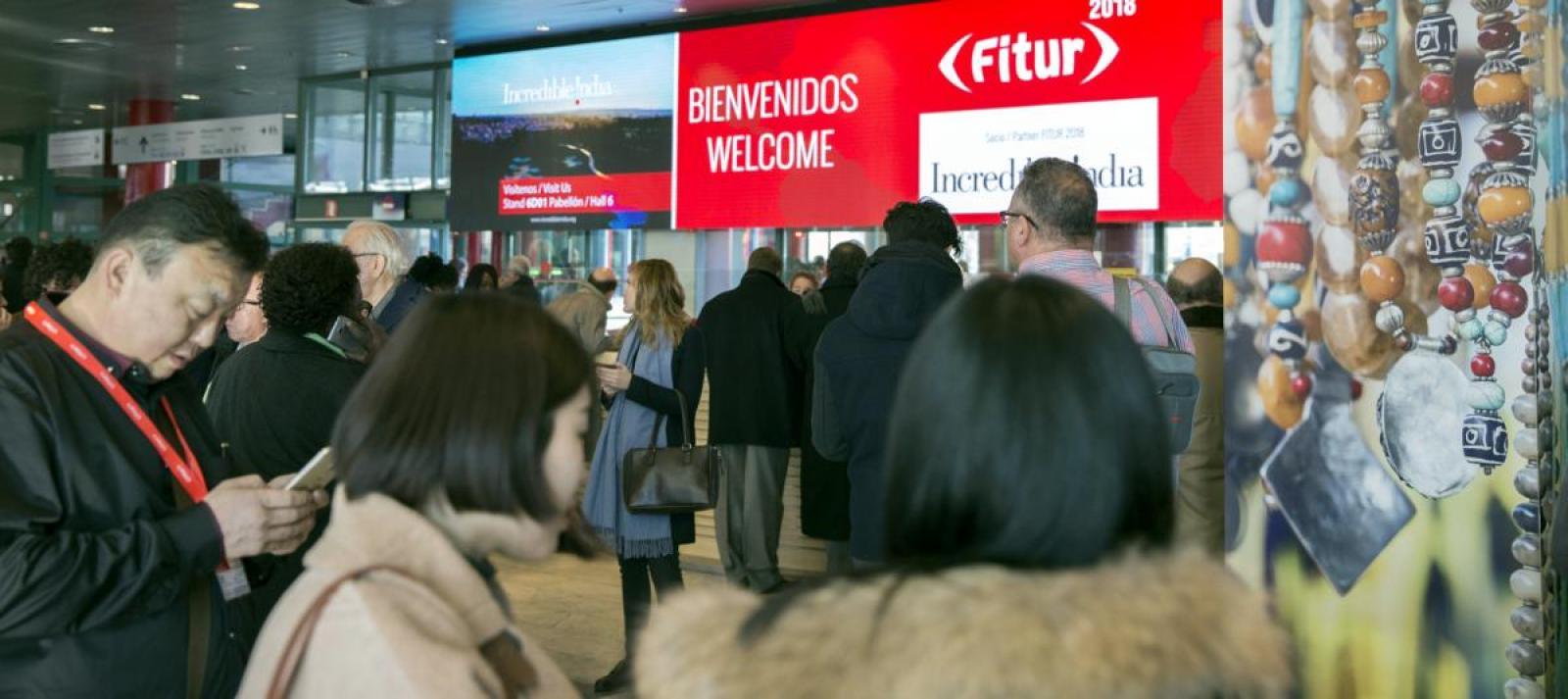 FiturNext promocionará el turismo sostenible.