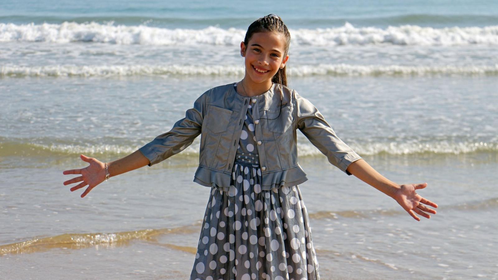 La cantante Melani acudirá a Eurovisión Junior con el tema 'Marte'.