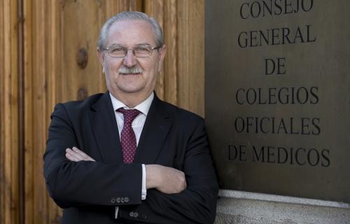 Serafín Romero Agüit, presidente de la FPSOMC.