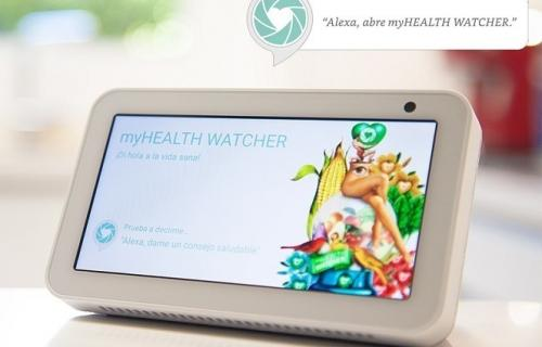 Alexa incluye en su servicio consejos saludables de la AECC para prevenir el cáncer.