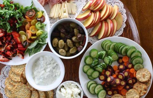 El sistema alimentario está relacionado con la salud y la protección del medio ambiente