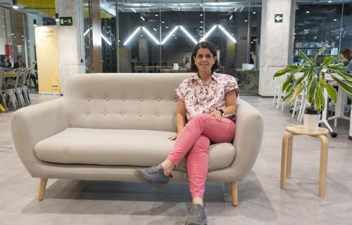 Ana Sáenz de Miera, vicepresidenta de Ashoka Internacional