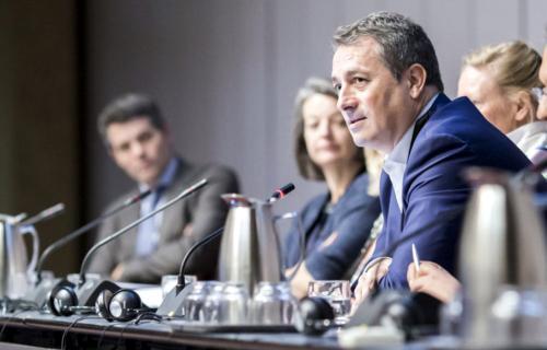 Antoni Ballabriga, director global de Negocio Responsable de BBVA.