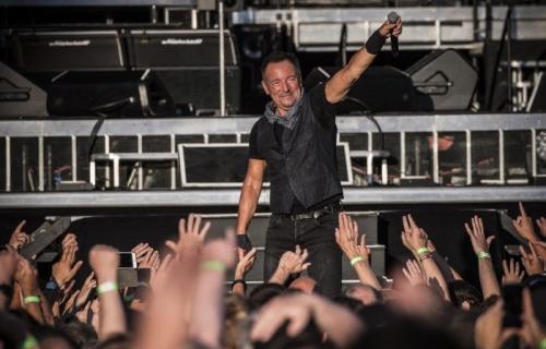 Bruce Springsteen (Foto: Morten Rygaard)
