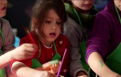 Fotograma del documental 'Inspirados. Pequeñas historias que lo cambian todo'
