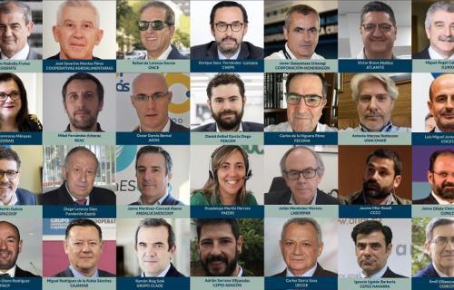 CEPES renueva su Presidencia, Vicepresidencias y Junta Directiva.