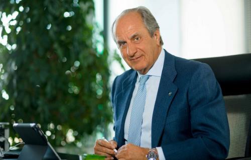 Juan Manuel González Serna, presidente y fundador de Cerealto Siro Foods.