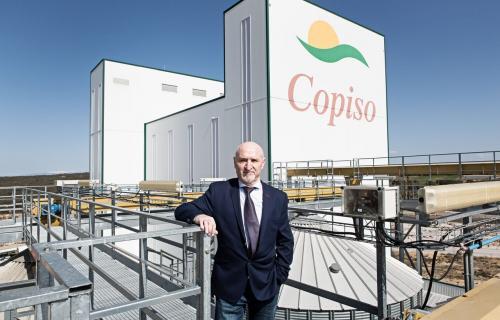 Andrés García, director general de Copiso.