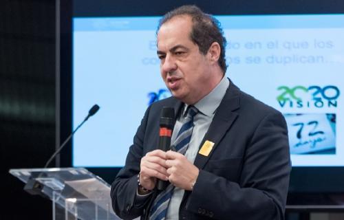 Juan Carlos Cubeiro.