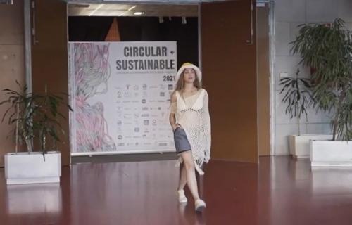 La materia prima elegida para el producto final es un pilar esencial de la moda sostenible