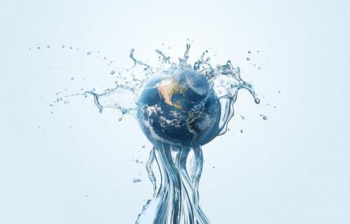 El acceso al agua limpia es un derecho para todas las personas.