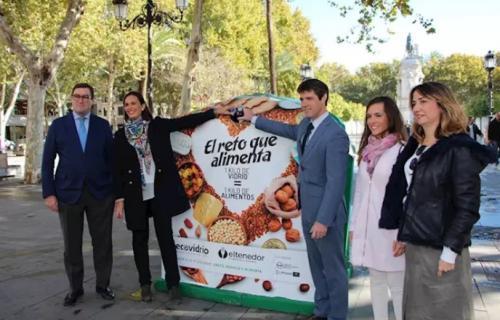 Presentación de El Reto que Alimenta en Sevilla.