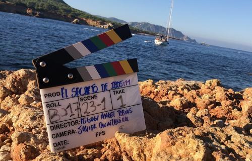 'El secreto de Ibosim' se rodó en la isla de Ibiza.