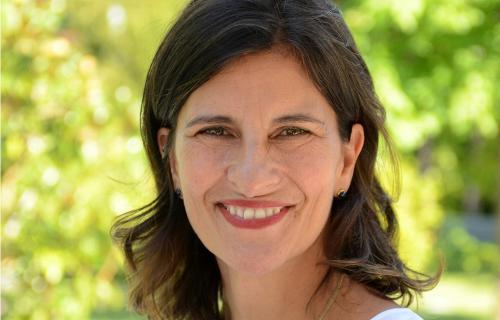 Elena Valderrábano, presidenta de DIRSE.