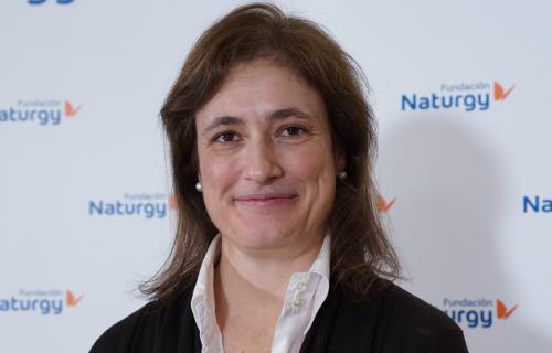 Ester Sevilla, directora de Acción Social e Internacional de la Fundación Naturgy