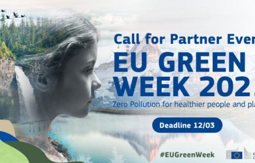 Cartel de UE Green Week 2021