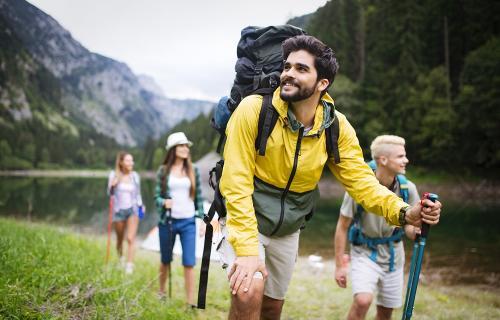 El turismo es motor de desarrollo en zonas rurales.