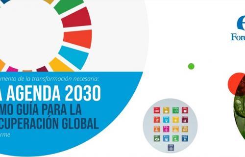 Forética analiza el impacto de la Covid-19 en el cumplimiento de los ODS.