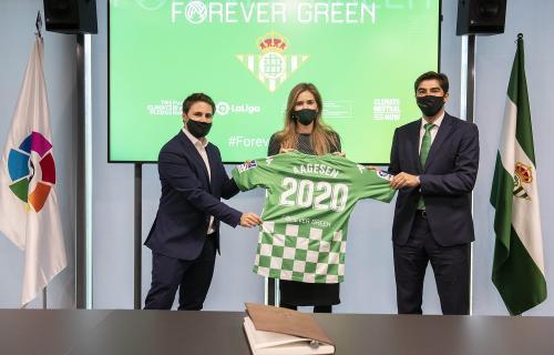 Presentación de 'Forever Green'.