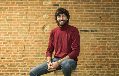 Álvaro Hita, CEO de HelpUp