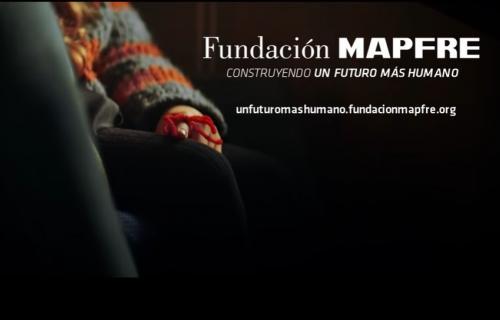 Fotograma de la campaña de Fundación Mapfre.