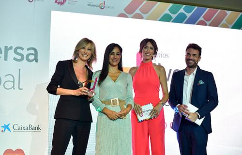 Susanna Griso, premio Diversa Global 2021 de Comunicación