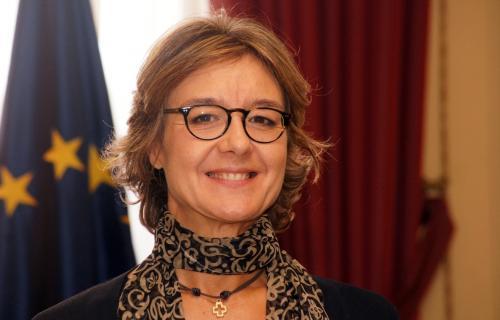 La ministra de Agricultura y Pesca, Alimentación y Medio Ambiente, Isabel García Tejerina.