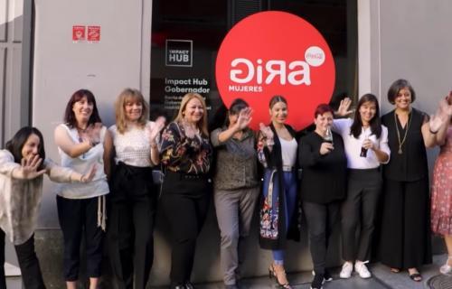 Participantes de GIRA Mujeres (Foto: Coca-Cola)