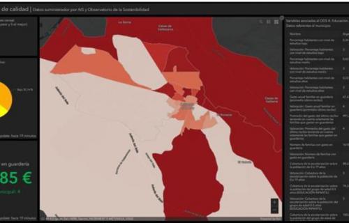 Solución ODS Maps.