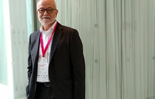 Javier Nadal, presidente de la Asociación Española de Fundaciones.