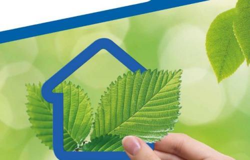 Portada del informe de sostenibilidad.