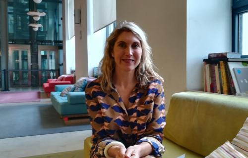 Joanna Yarrow. Directora de Sostenibilidad y Vida Sana de Ikea.