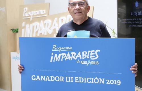 José Manuel de Ben, emprendedor social senior.