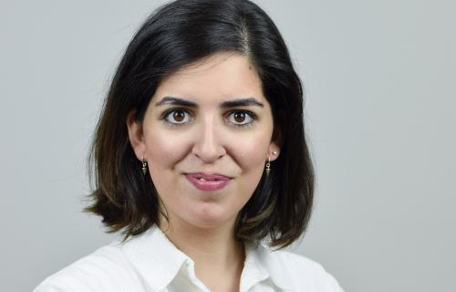 Julia Moreno, responsable del área de Sostenibilidad Urbana de Forética.