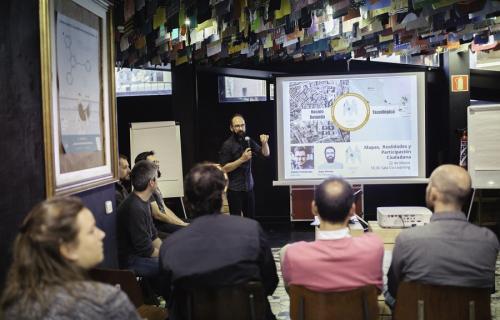 Imagen de Madrid GEO, un evento surgido de la colaboración entre Mediapost y la 'start-up' INCA Medio.