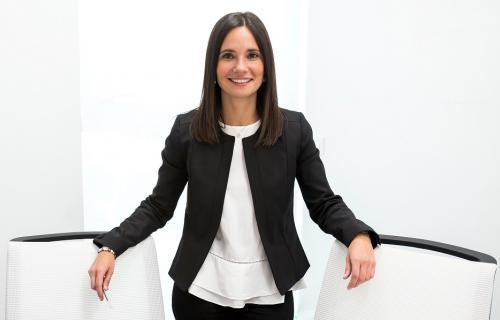 María Orive, responsable de Comunicación Corporativa de ASTI
