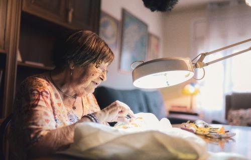 Las personas mayores, grandes damnificadas por el impacto emocional del coronavirus