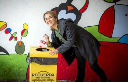 Nieves Rey, directora de Comunicación Corporativa de Ecoembes.