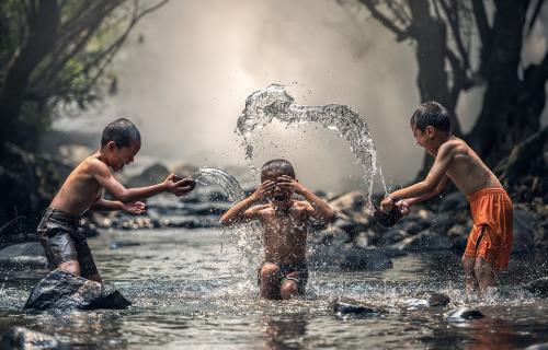El ODS 6 reclama agua para todos.