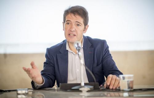 Óscar Martín (Foto: Ecoembes)