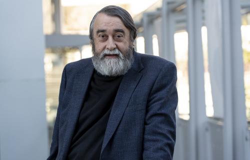 El periodista Pedro Cuartango.