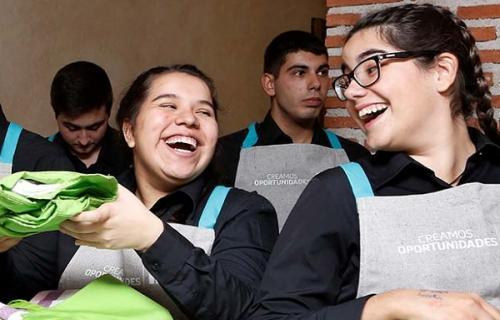 El premio distingue la creación de oportunidades laborales para personas vulnerables (Foto: F. Mahou San Miguel)