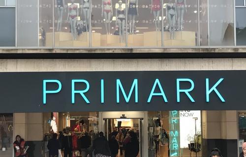 Tienda Primark.