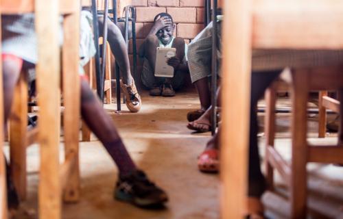 ProFuturo en Kenia.